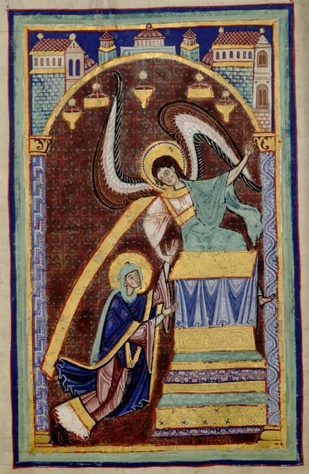 Adelgundis, virgin, abbess (at Mauberge)