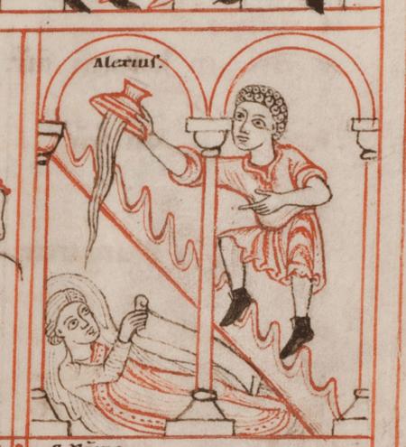 Alexius, confessor