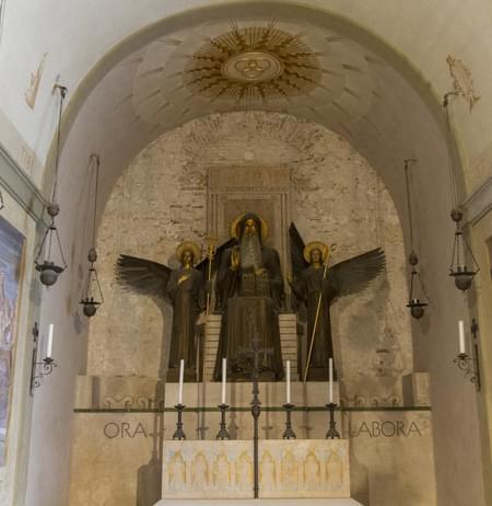 Benedict, abbot (translation and ordination)