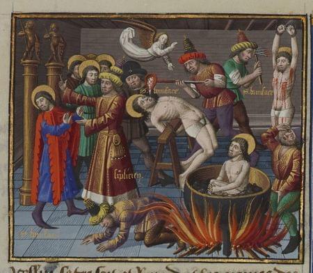 Boniface, martyr