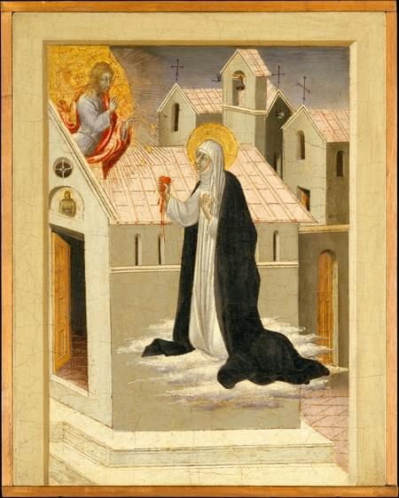 Catherine (of Siena), virgin