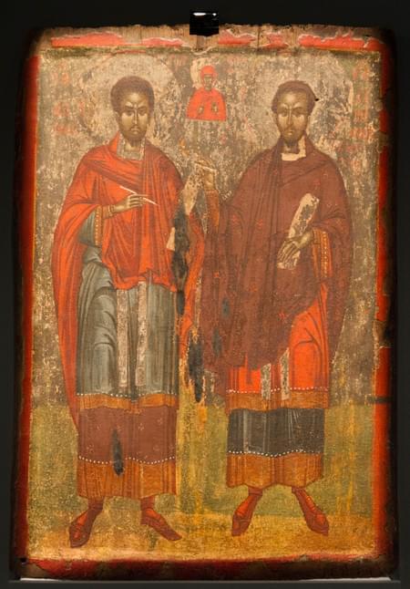 Cosmas and Damian, martyrs