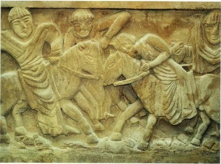 Dagobert, (king), martyr
