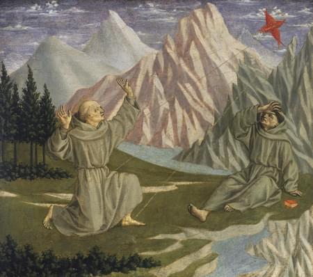 Francis, confessor (Impression of the stigmata)