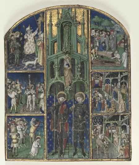 Nereus and Achilleus, martyrs