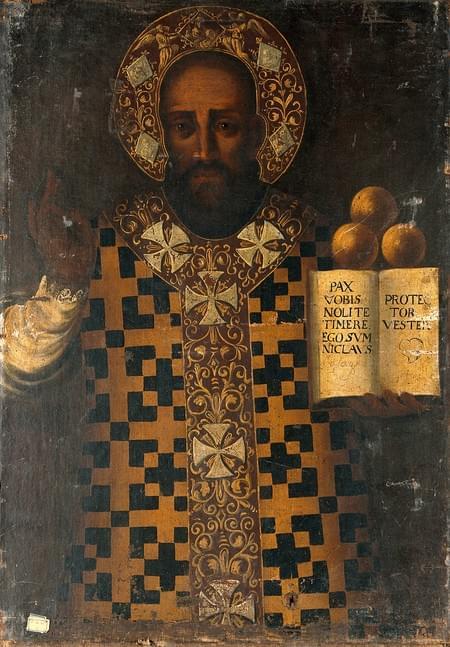 Nicholas, bishop, confessor (Ordination)