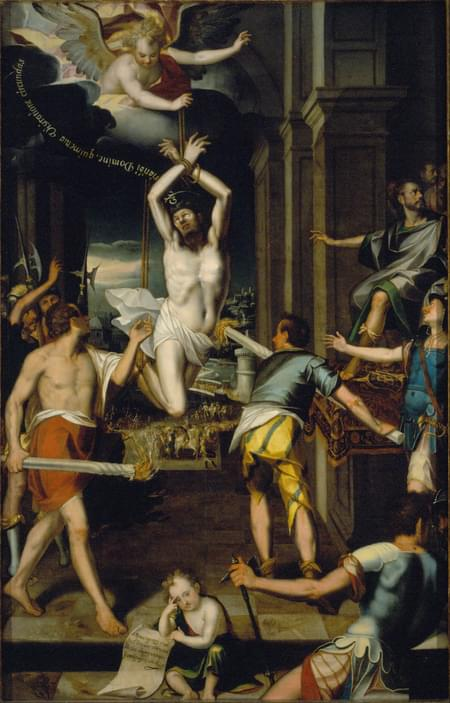 Pontianus, martyr