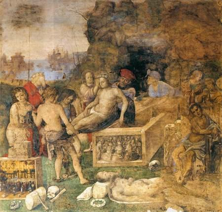 Tiburtius, Valerian, and Maximus, martyrs