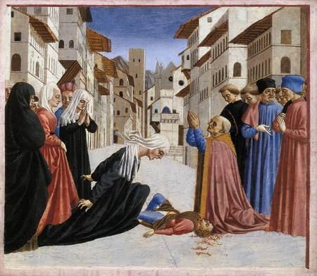 Zenobius, bishop (of Florence)