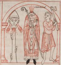 Adalbert, bishop (of Prague), martyr