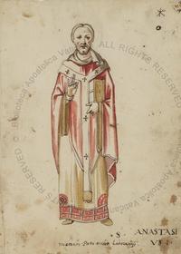 Anacletus, pope, martyr