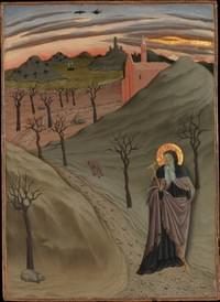Anthony, abbot (at Tours)