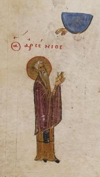 Arsenius, abbot (sometimes only monk), confessor