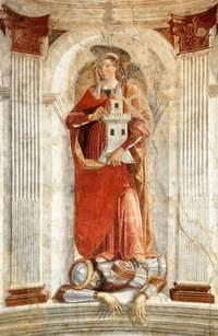 Barbara, virgin, martyr