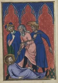 Barnabas, apostle, martyr