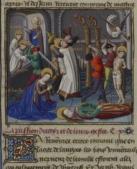Benignus, martyr (at Dijon)