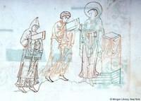 Bertin, abbot, confessor