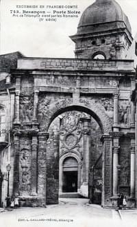 Dedication of St. Johns in Besançon