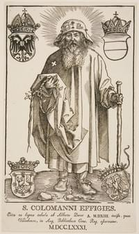 Coloman, martyr