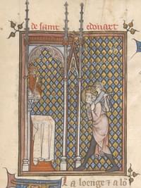 Edward, king, confessor