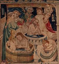 Eleutherius, bishop (of Tournai), translation (Octave)