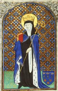Ethelburge, abbess (of Barking)