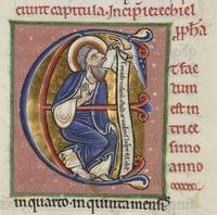 Ezekiel, prophet