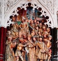 Firminus, bishop (of Amiens), martyr (sometimes confessor)