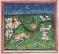 Fremund, king, martyr