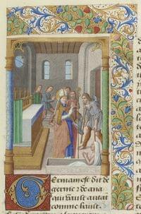 Germanus, bishop (of Paris), confessor