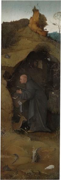 Aegydius (Giles), abbot, confessor
