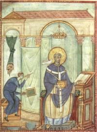 Gregory (the Great), pope, confessor