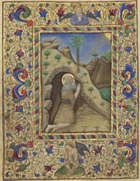Onuphrius, hermit, confessor