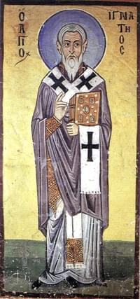 Ignatius, bishop (of Antioch)