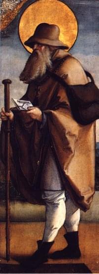 Jodocus, priest, confessor
