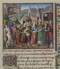 Julian and Basilissa, virgins, martyrs