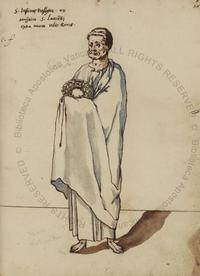 Justinus, priest, martyr (sometimes confessor)