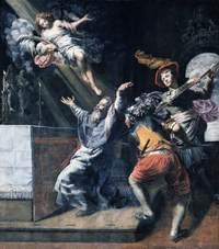 Lambert, bishop, martyr