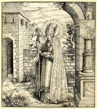 Landericus, bishop (of Paris), confessor