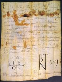 Leo (IX), pope, confessor