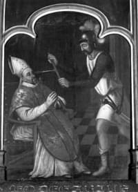 Leodegar (Legier), bishop (of Autun)