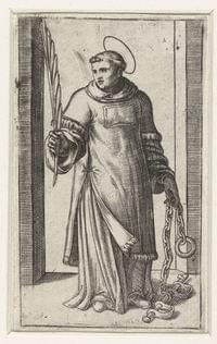 Leonard, abbot, confessor (sometimes bishop, martyr)