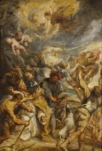 Livinus, bishop, martyr