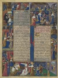 Louis (IX), king (of France), confessor