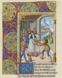 Lupus, bishop (of Sens), confessor
