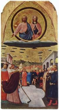 Mary (ad nives); Dedication of Santa Maria Maggiore