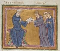 Maurus, abbot, confessor