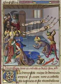 Nereus and Achilleus, martyrs