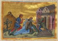 Paul, bishop (of Constantinople), martyr