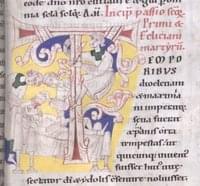 Primus and Felicianus, martyrs